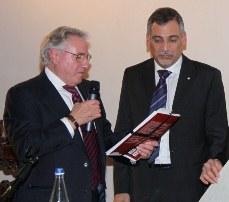Presidente: Renzo Bitocchi - V.PResidente: Giuseppe Sorbera